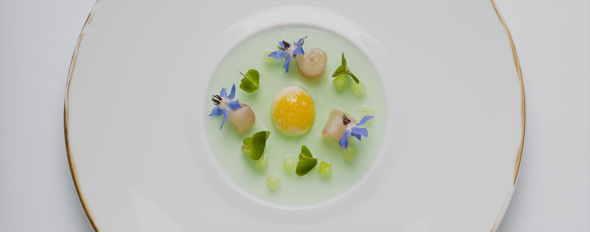 Restaurant Gastronomique 2 Etoiles Du Chef Jean Sulpice A