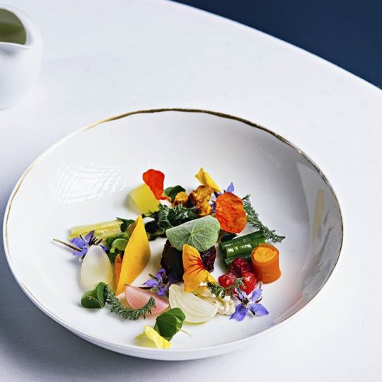 recette gastronomique par Jean Sulpice, à Annecy