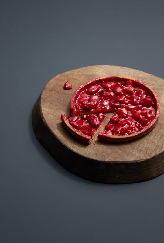 tarte aux pralines par Jean Sulpice