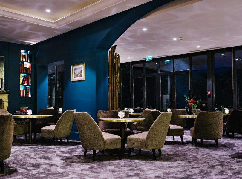 bar de l'hôtel 5 étoiles
