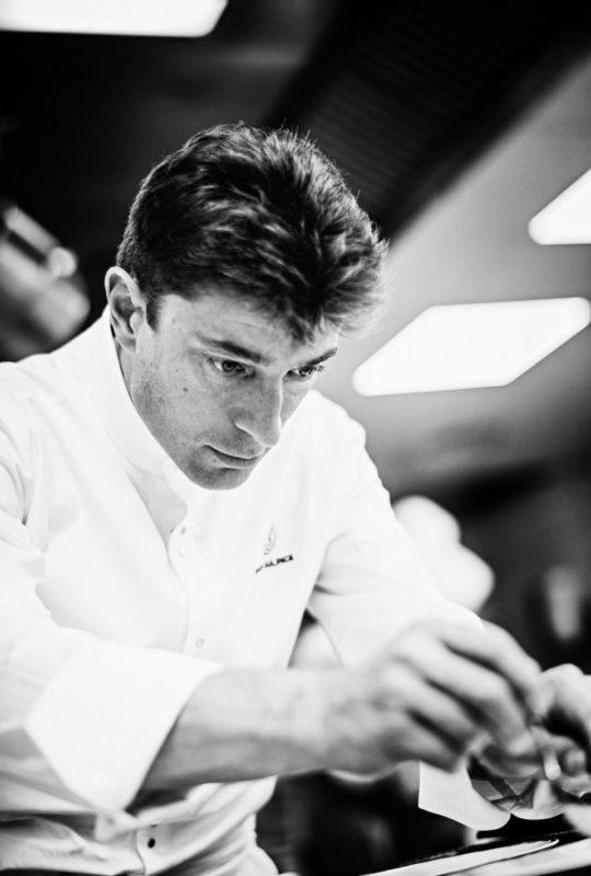 Chef étoilé Jean Sulpice