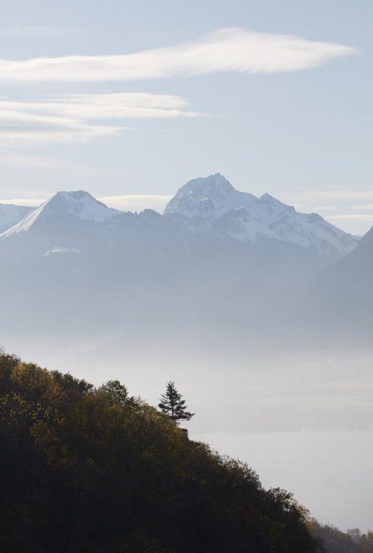 montagne en haute savoie