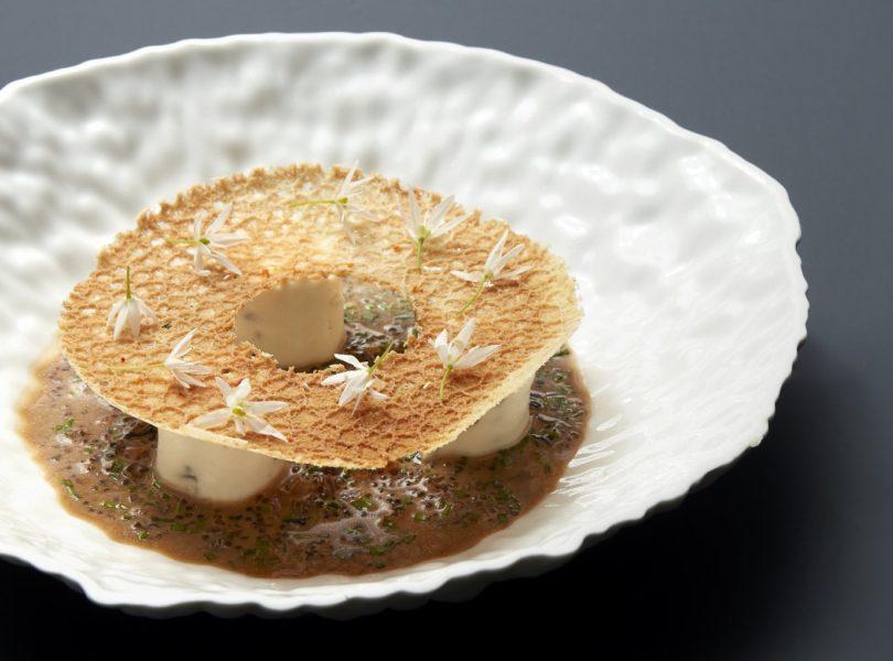 recette de Jean Sulpice, Brochet aux morilles